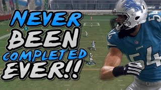 I HAVE NEVER COMPLETED THIS LEVEL BEFORE!!! Madden 17 Gauntlet