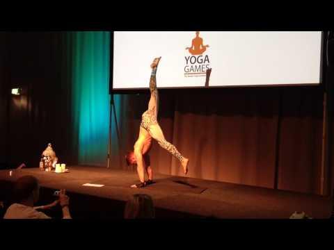 Forrest Yoga Asana Demo