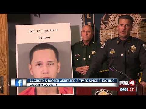 Zombiecon shooting suspect had been living...