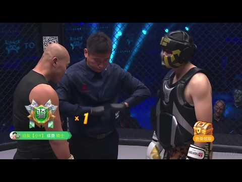 shaolin-monk-yilong-vs-livestream-gamer-celebrity---hilarious-chinese-kickboxing-match