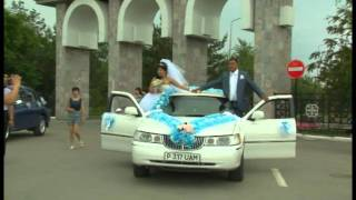 Свадьба в Костанае:Ильдар и Жанна.wmv