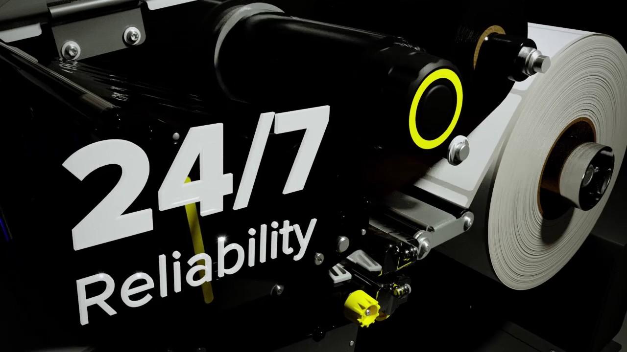 Primary Marking Systems, Inc  - Zebra ZT610 ZT620 Thermal