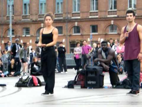 ENJOY place du Capitole à Toulouse