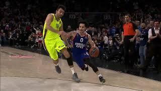 #EuroLeague: Mart Ayı En İyi Bloklar