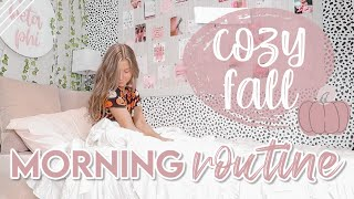 Fall Morning Routine In My Sorority House | The University of Alabama
