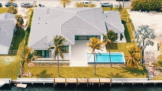 15 FT CEILING HEIGHT WATERFRONT LUXURY HOME
