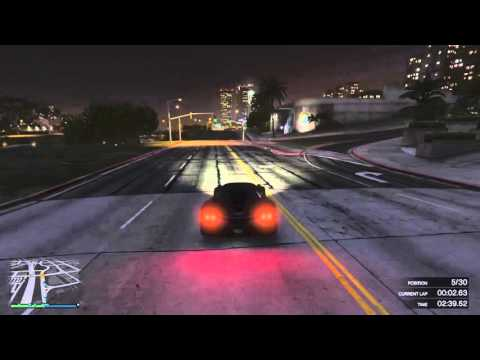GTA Online: Casino Speedway (race)