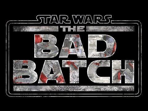 Star Wars: The Bad Batch  –  sci-fi – fantasy – action – series –  2021 – trailer – Full HD