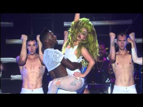 Lady Gaga - G.U.Y. Live At Roseland