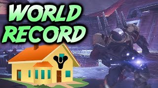 "Destiny 2 ""Homecoming"" Speedrun World Record! (7:42)"