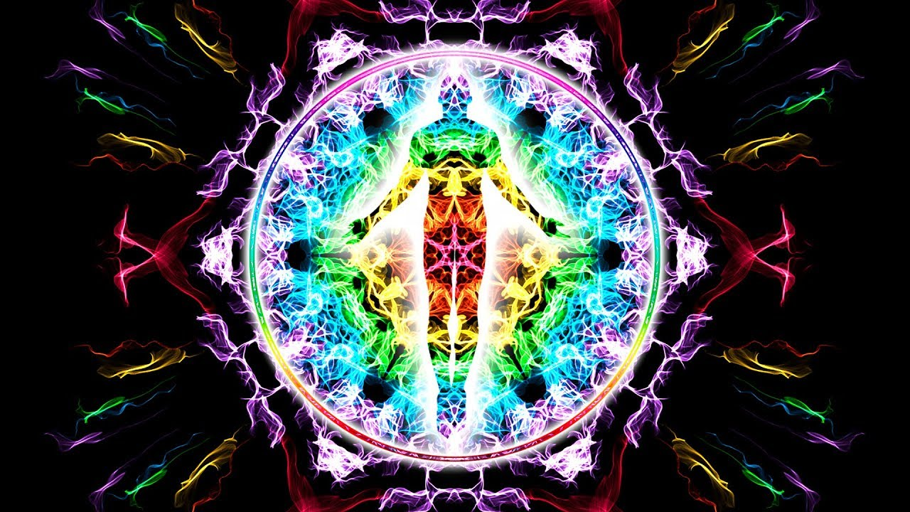 DMT Music Journey: DMT Activation Frequency ♡ Awakening The God Within ♡ 432 Hz Ultra Shamanic Drums