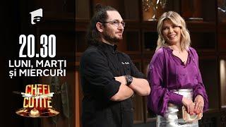 Chef Florin Dumitrescu desființează preparatele colegilor săi! Cine a câștigat ultima amuletă?