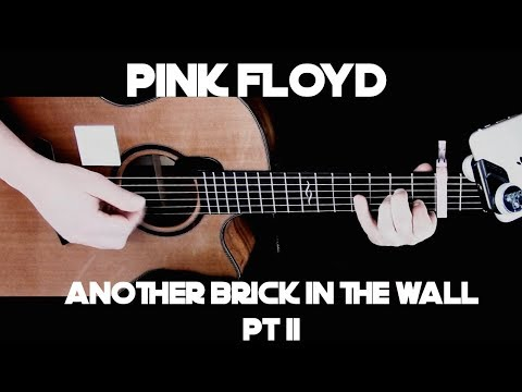 Pink Floyd Another Brick In The Wall Bass Cover Tabs Youtube