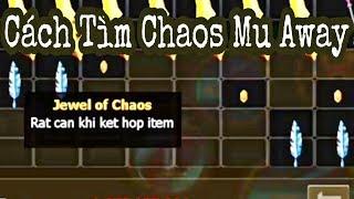 Mu Away | How To Find Chaos In Mu Away