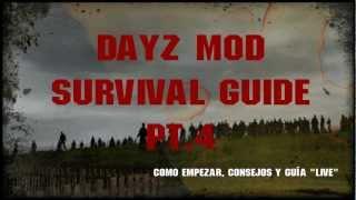 DayZ Mod Arma 2 Gameplay en español -  Guía de supervivencia 4 Como empezar