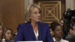 Betsy DeVos Senate Confirmation Vote May Happen Tomorrow