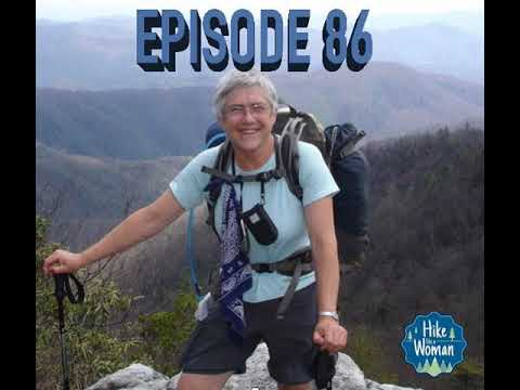 Triple Crown at 76 Old Lady on the Trail