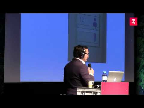 re:publica 2014 - Constantin Alexander: (hau)(ju)(pi) on YouTube
