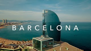SNEAKING INTO THE OLYMPIC POOL | W HOTEL BARCELONA | VLOG 163