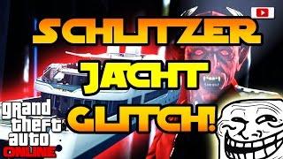 Grand Theft Auto 5 Online - Schlitzer Jacht Glitch! [SOLO, Wallbreach, PS4, Xbox One, PC]