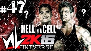 nL Live on Hitbox.tv - WWE 2k16 UNIVERSE MODE [PART 47] - HELL IN A CELL! [PS4]