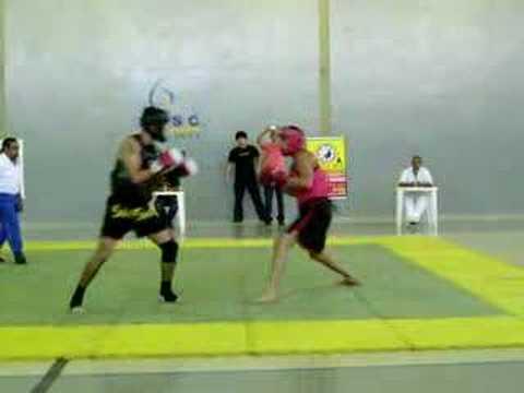 Krishna Raza-Campeonato Goiano de Kung Fu/Wushu 2007