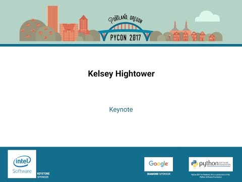 Image from Keynote: Kubernetes for Pythonistas