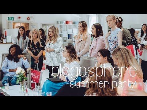 #BlogosphereSummerParty