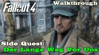 Fallout 4  Side Quest Der Lange Weg Vor Uns Walkthrough