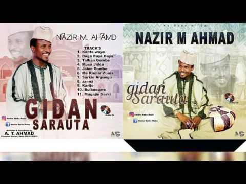 Me kamar Zuma Official Audio HQ By Nazir M Ahmed (Sarkin Waka)
