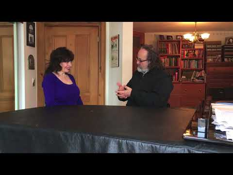 Catherine  Wilson Interviewed by Claudio Vena