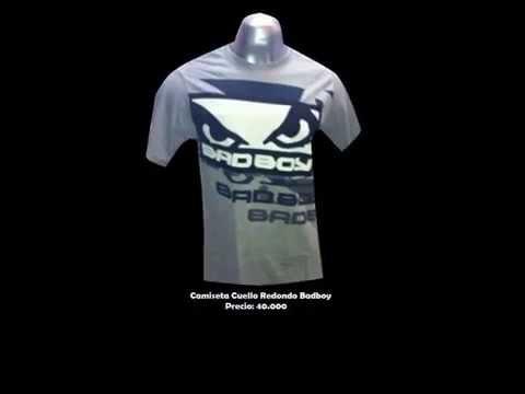 Camisetas Adidas, Ecko, Bad Boy Y Fox