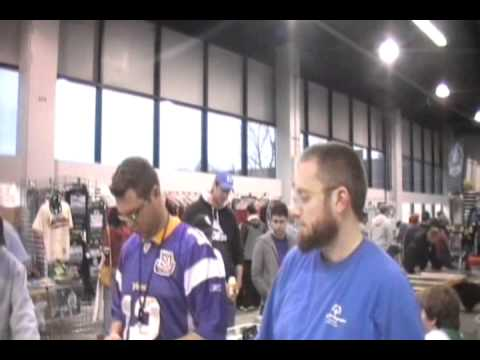 **CHICAGO SUN TIMES SPORTS CARD SHOW SUNDAY 11/20/11 ...