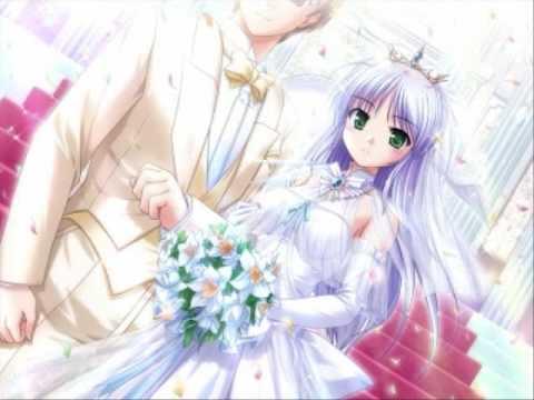 Cute Marriage Couple Wallpaper Anime Couples Marry U Youtube