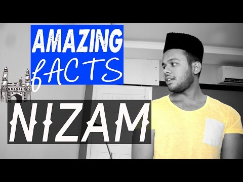 Amazing Facts: Nizam Of Hyderabad!!