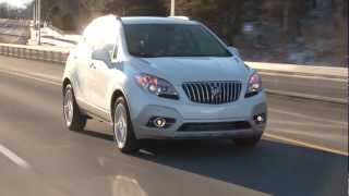 2013 Buick Encore - Drive Time Review with Steve Hammes | TestDriveNow