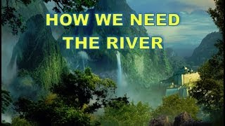 How We Need The River - Terry MacAlmon (with Lyrics)