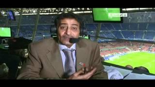 يوسف سيف يكاد يبكي بعد مباراة برشلونة وتشلسي 24/4