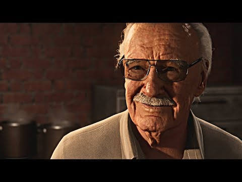 """Spider-Man: Stan Lee Cameo """"Excelsior!"""""""
