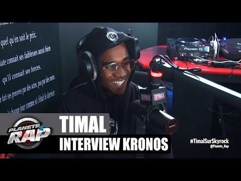 Youtube: Timal – Interview KRONOS: la vie d'artiste, Arès, la bouffe… #PlanèteRap