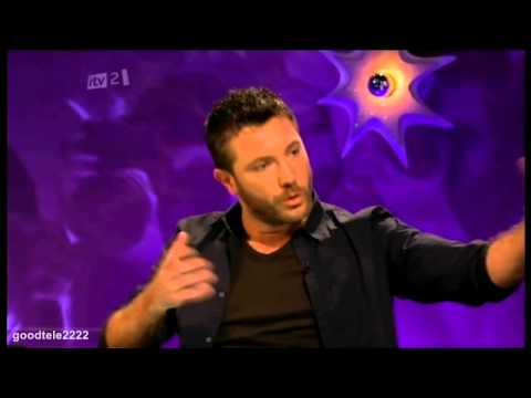 Celebrity Juice - Gino D'Acampo's Dream About Fearne Cotton