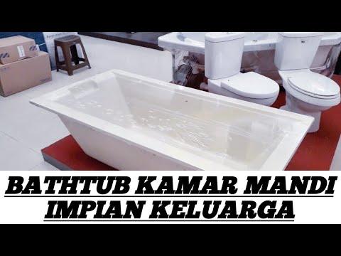 bathtub kamar mandi modern #rojohousesolution    agung