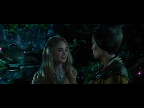 Maleficent Tell Aurora About Her Wings Maleficent Youtube