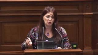 María del Río (Podemos) sobre medidas para abordar el encarecimiento de la vivienda