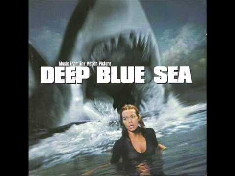 Deep Blue Sea Soundtrack   Deepest bluest (shark fin)