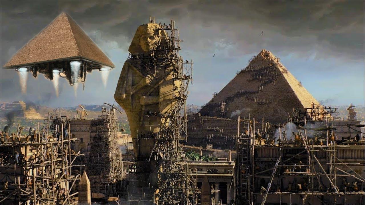 आखिर पिरामिड क्यों और कैसे बने थे | Great Pyramid of Giza Unsolved Mysteries