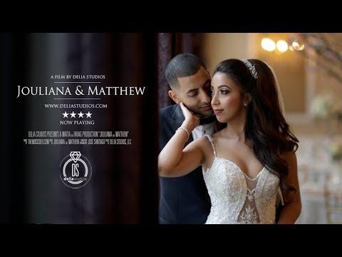Jouliana & Matthew :: Wedding Highlights :: The Estate at Florentine Gardens