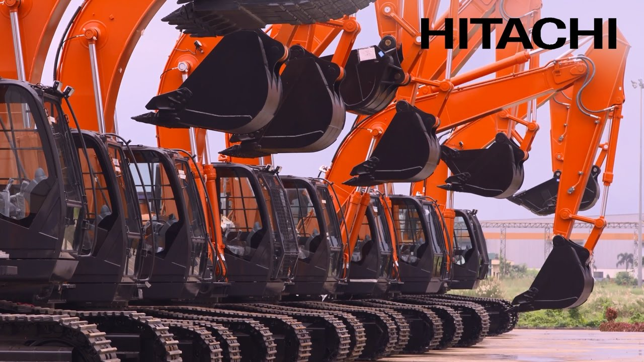 Tata Hitachi Construction Machinery facility in Kharagpur - Hitachi