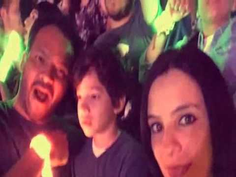 Dad takes autistic son to see Coldplay,  amazing!