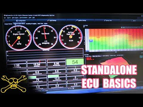 Standalone ECU / EFI Tuning Basics